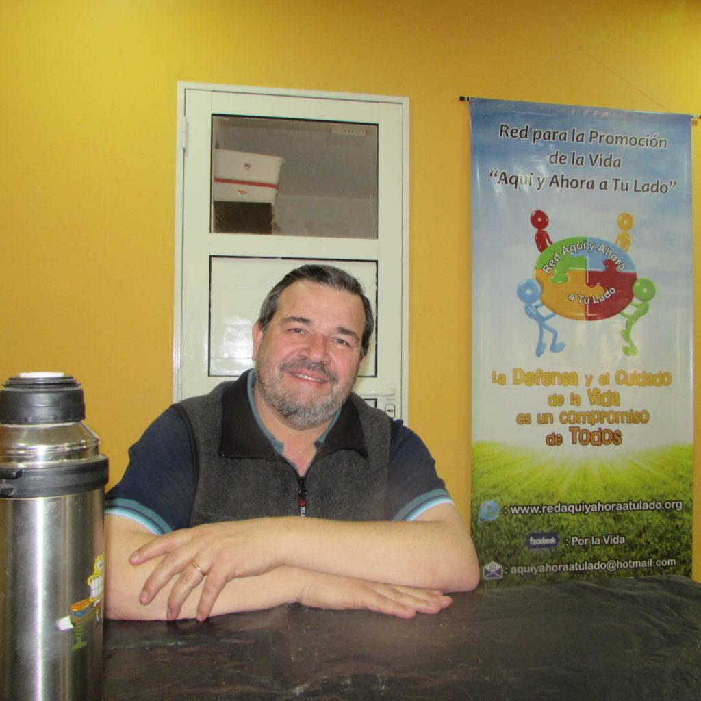 Marcelo Morales, Coordinador proyecto Valles Calchaquíes