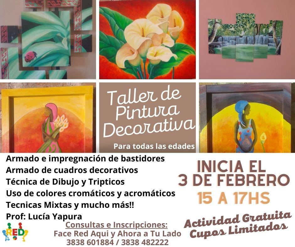 Taller de Pintura Decorativa (1)